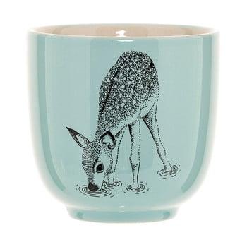 Cană din ceramică Bloomingville Adelynn, albastru