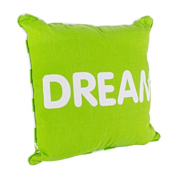 Polštář Dream, zelený