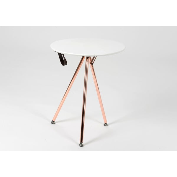 Odkládací stolek Tripod Copper