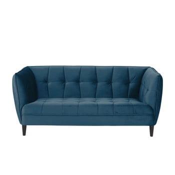 Canapea cu 2 locuri Actona Jonna, lungime 182 cm,albastru de la Actona