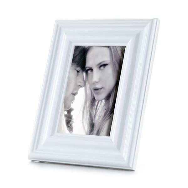 Bílý stolní fotorámeček Tomasucci Diva