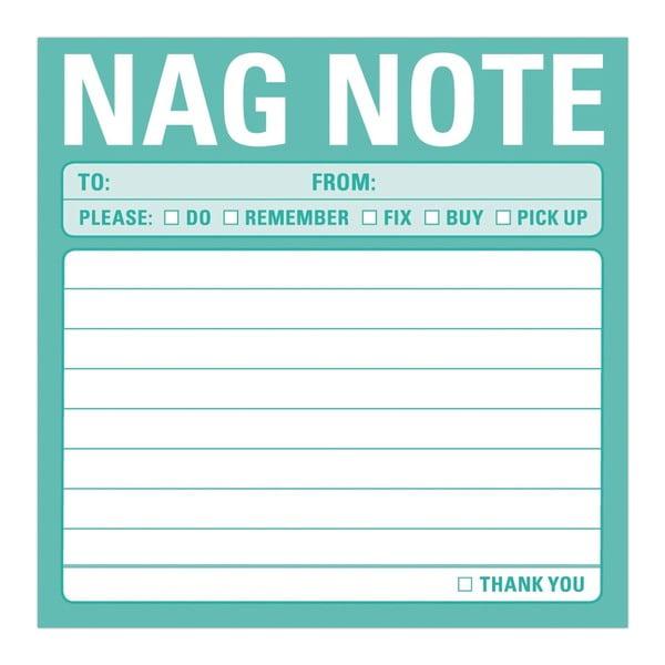 Lepíky Nag Note