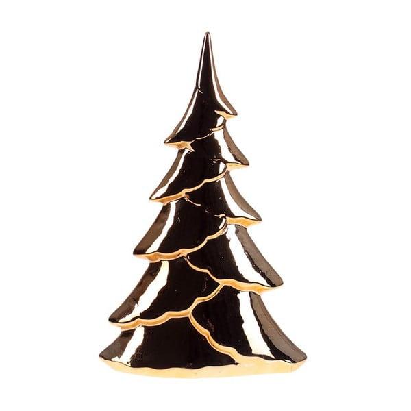 Porcelánová dekorace Gold Tree