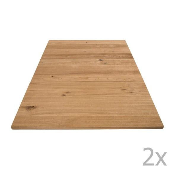Set 2 blaturi suplimentare pentru masă Actona Stockholmt