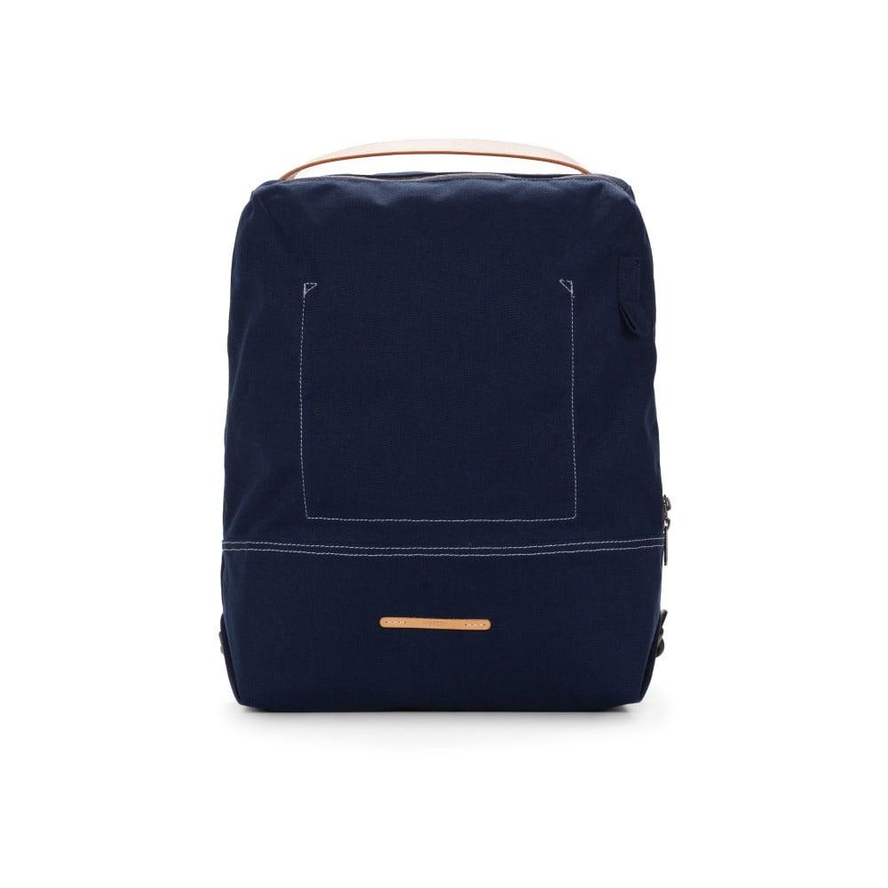 """Tmavě modrý batoh / taška Rawrow 521, 13"""""""