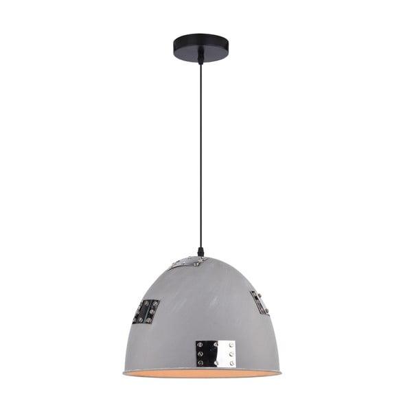 Závěsné světlo Candellux Lighting Patch, šedé