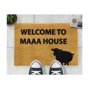Rohožka Artsy Doormats Welcome to Maaa House,40x60cm