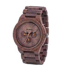 Dřevěné hodinky Kappa Chocolate