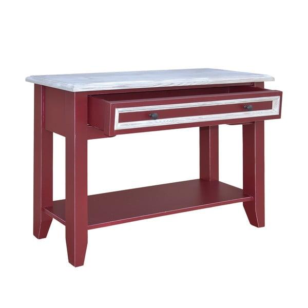 Odkládací konzolový stolek se zásuvkou Base