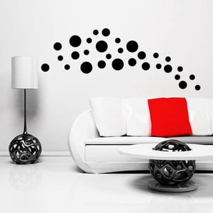 Samolepka Fanastick Giant Dots