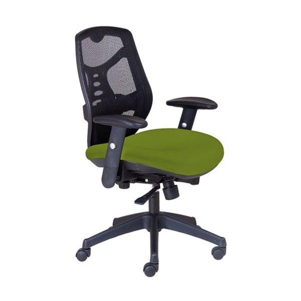 Kancelářské křeslo Norton L, zelené