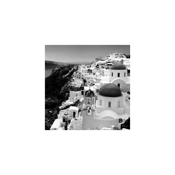 Fotoobraz Santorini, 60x60 cm