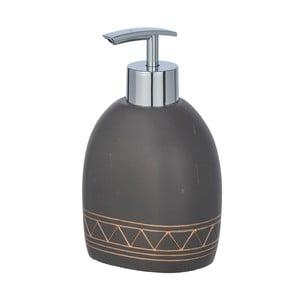 Ćerný dávkovač mýdla Wenko Etrusk, 300 ml