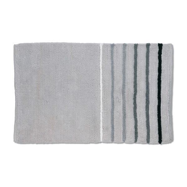 Koupelnová podložka Ladessa, šedá, 60x100 cm