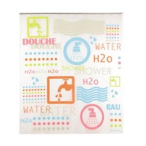 Sprchový závěs H2O, 200x180 cm
