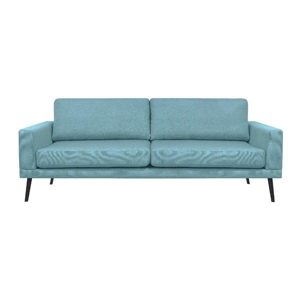 Modrá trojmístná pohovka Windsor & Co Sofas Rigel