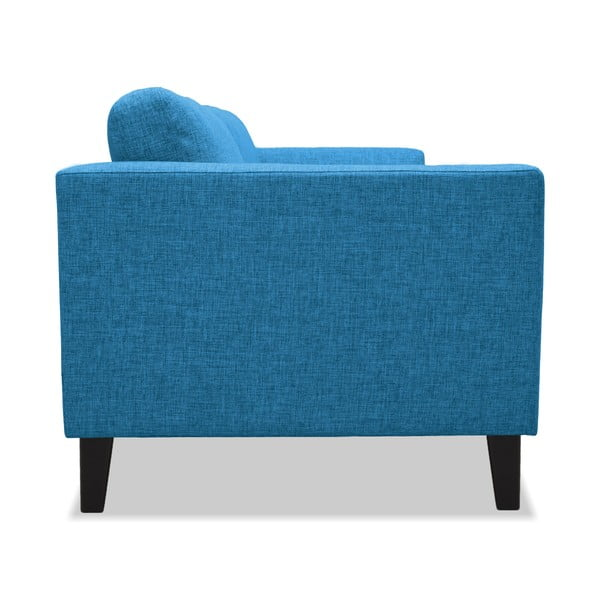 Trojmístná pohovka Monroe, modrá