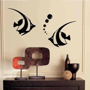 Vinylová samolepka na stěnu Rybky