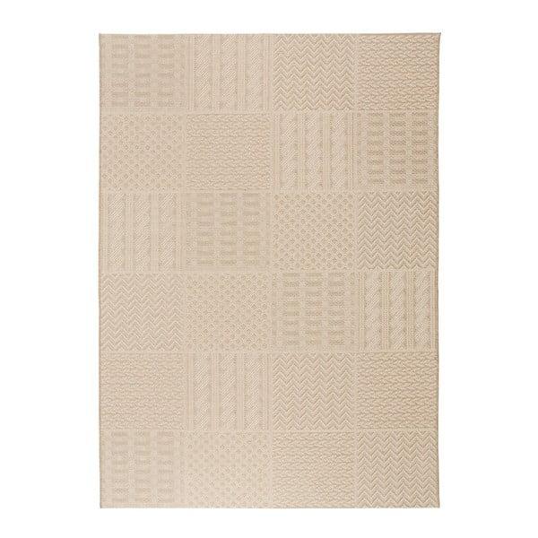 Krémový koberec Universal Aira, 155 x 230 cm