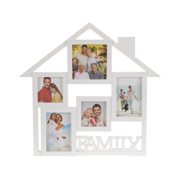 Fotorámeček s pěti sekcemi This House