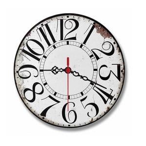 Nástěnné hodiny Vintage Talk, 30 cm