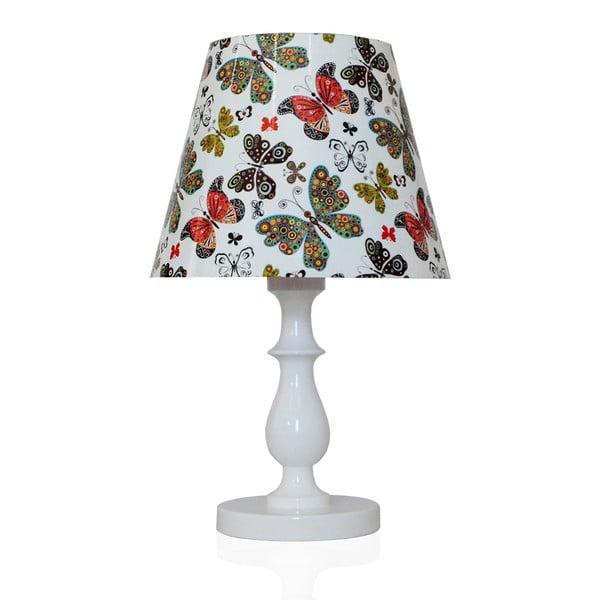 Stolní lampa Motýli