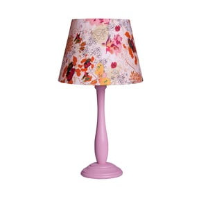 Stolní lampa Soleil Lust Pink