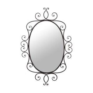 Oválné zrcadlo Paris