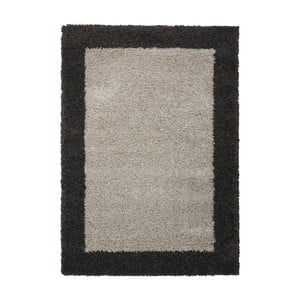 Koberec Nourison Amore Silver Charcoal, 180x119cm