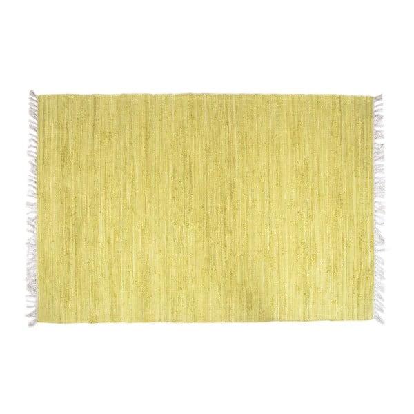 Koberec Plain Lemon, 120x180 cm
