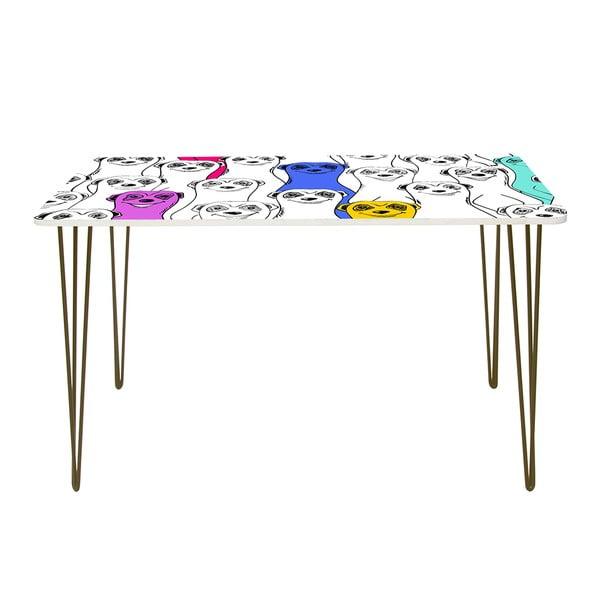 Pracovní stůl Group Of Meerkats