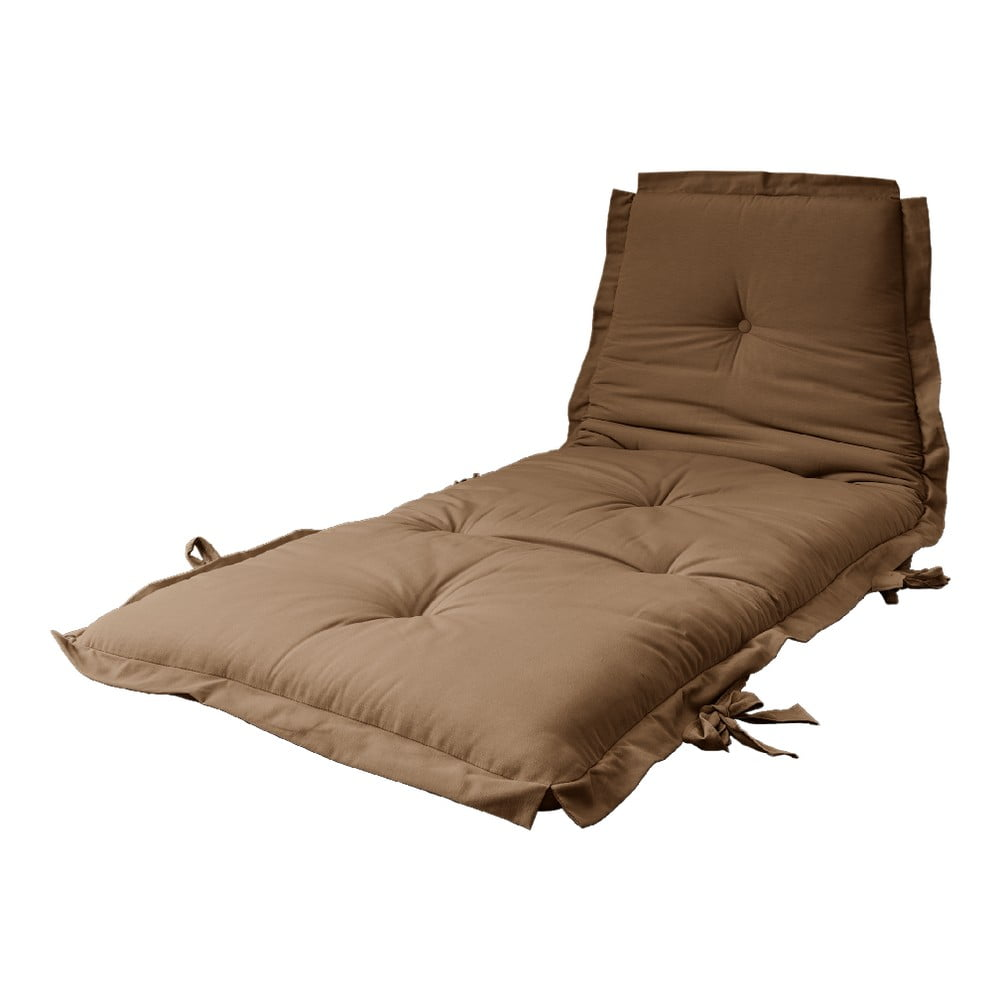 Variabilní futon Karup Design Sit  Sleep Mocca