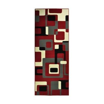 Covor Hanse Home Hamla Retro, 80 x 200 cm, roșu