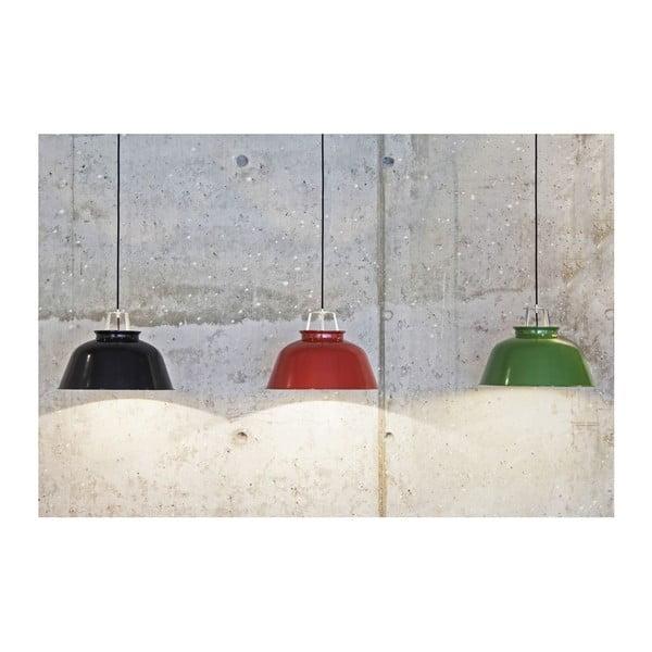 Stropní světlo Station Lamp, zelená