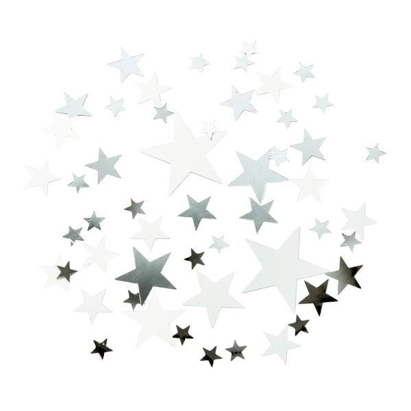 Decorațiune de Crăciun Talking Tables Christmas Silver Star
