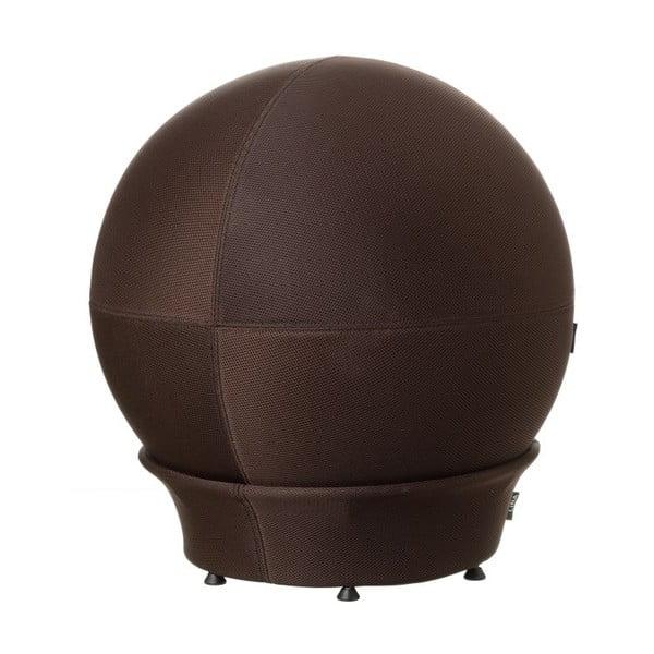 Sedací míč Frozen Ball Coffee Bean, 55 cm