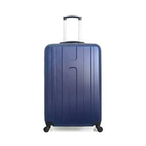 Tmavě modrý cestovní kufr na kolečkách Hero Ioulia, 37 l