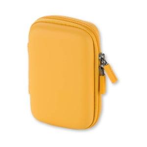 Univerzální žluté pouzdro Moleskine Shell, XS