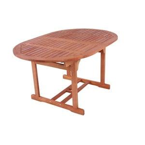 Zahradní rozkládací stůl ze dřeva Bangkirai ADDU Sapa