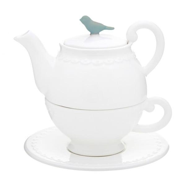 Sada   čajové konvice, šálku a podšálku Flight of Fancy