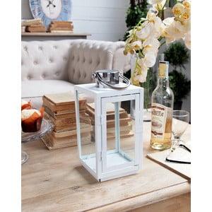 Lucerna White Lantern, 29 cm