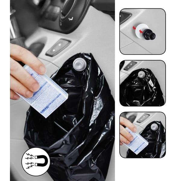 Suport magnetic pentru coșul de gunoi Holder (ideal pentru mașină)