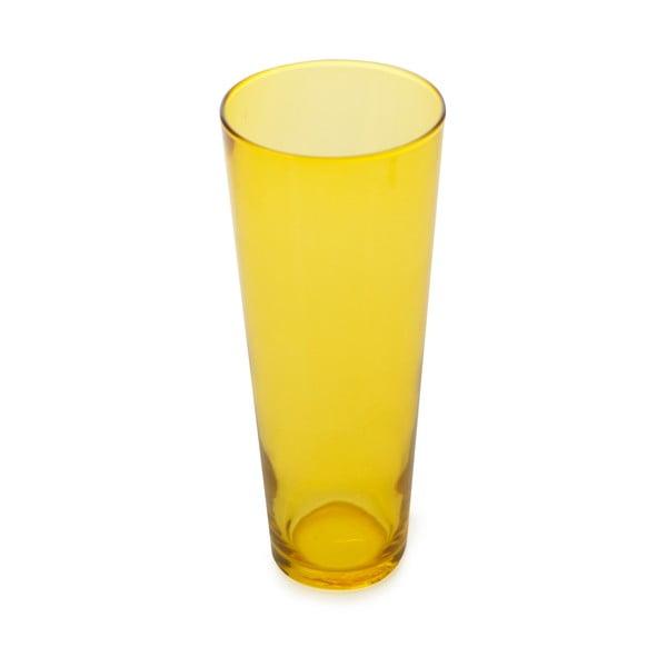 Váza, žlutá