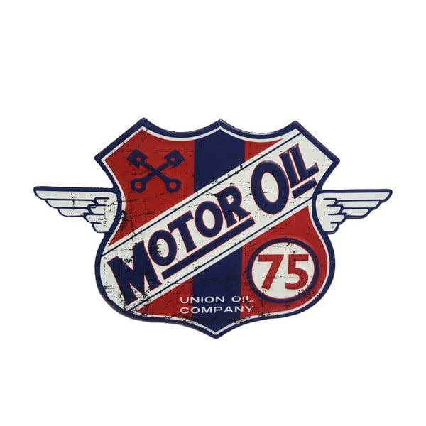 Cedule na stěnu Novita Motor Oil