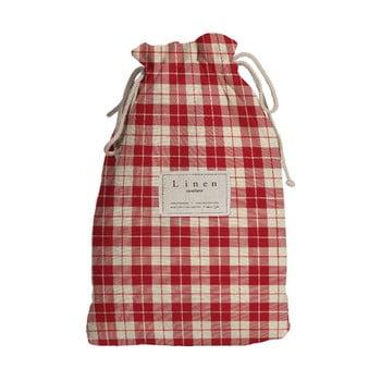 Sac călătorie Linen Couture Red Square, lungime 44 cm imagine