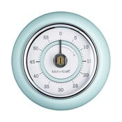 Modrá kuchyňská magnetická minutka Kitchen Craft Living Nostalgia