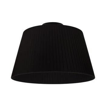 Plafonieră Sotto Luce KAMI CP, Ø 36 cm, negru imagine