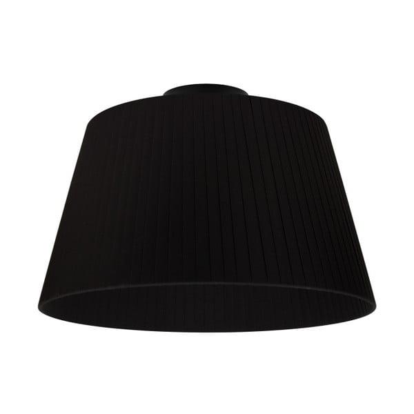 KAMI CP fekete mennyezeti lámpa, Ø36cm - Sotto Luce