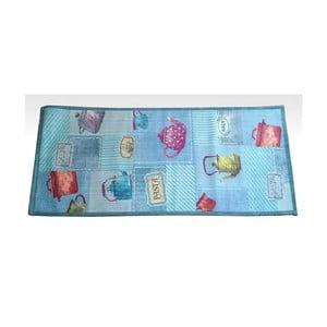 Běhoun Floorita Digital Dots, 60 x 240 cm