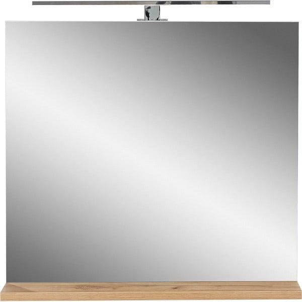 Nástěnné zrcadlo Germania Tropea, 75 x 76 cm